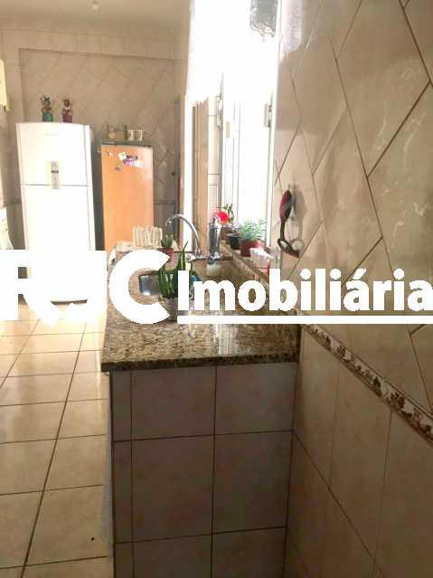22 - Casa de Vila 2 quartos à venda São Cristóvão, Rio de Janeiro - R$ 439.500 - MBCV20069 - 23
