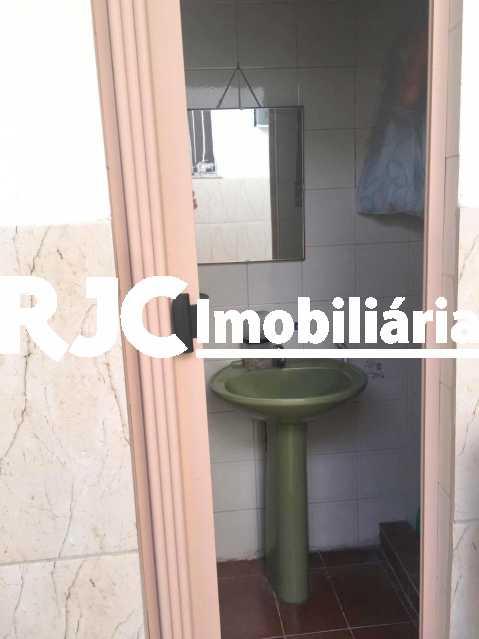23 - Casa de Vila 2 quartos à venda São Cristóvão, Rio de Janeiro - R$ 439.500 - MBCV20069 - 24