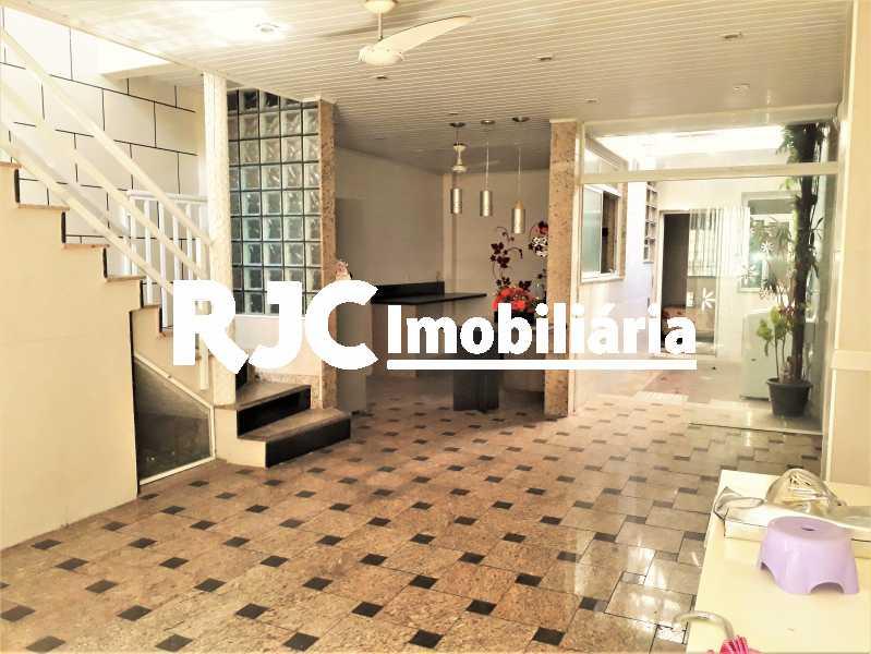 FOTO 2 - Casa de Vila 2 quartos à venda Tijuca, Rio de Janeiro - R$ 815.000 - MBCV20072 - 3
