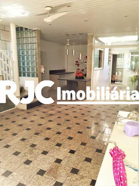 FOTO 4 - Casa de Vila 2 quartos à venda Tijuca, Rio de Janeiro - R$ 815.000 - MBCV20072 - 5