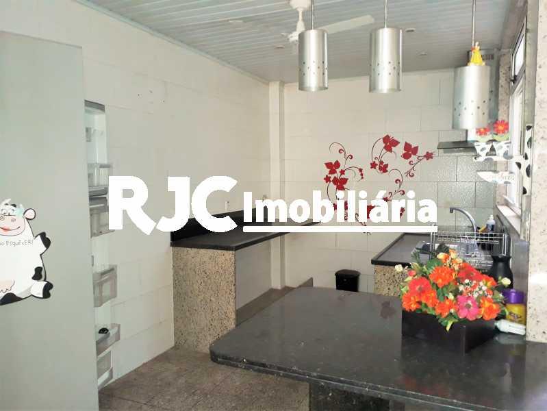 FOTO 5 - Casa de Vila 2 quartos à venda Tijuca, Rio de Janeiro - R$ 815.000 - MBCV20072 - 6