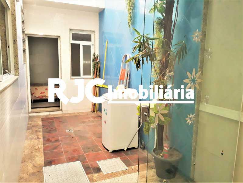 FOTO 7 - Casa de Vila 2 quartos à venda Tijuca, Rio de Janeiro - R$ 815.000 - MBCV20072 - 8