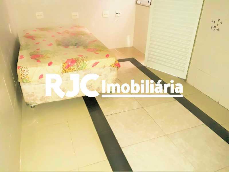 FOTO 11 - Casa de Vila 2 quartos à venda Tijuca, Rio de Janeiro - R$ 815.000 - MBCV20072 - 12