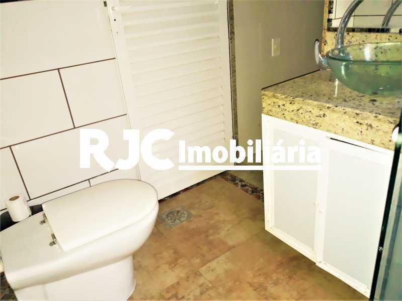 FOTO 13 - Casa de Vila 2 quartos à venda Tijuca, Rio de Janeiro - R$ 815.000 - MBCV20072 - 14