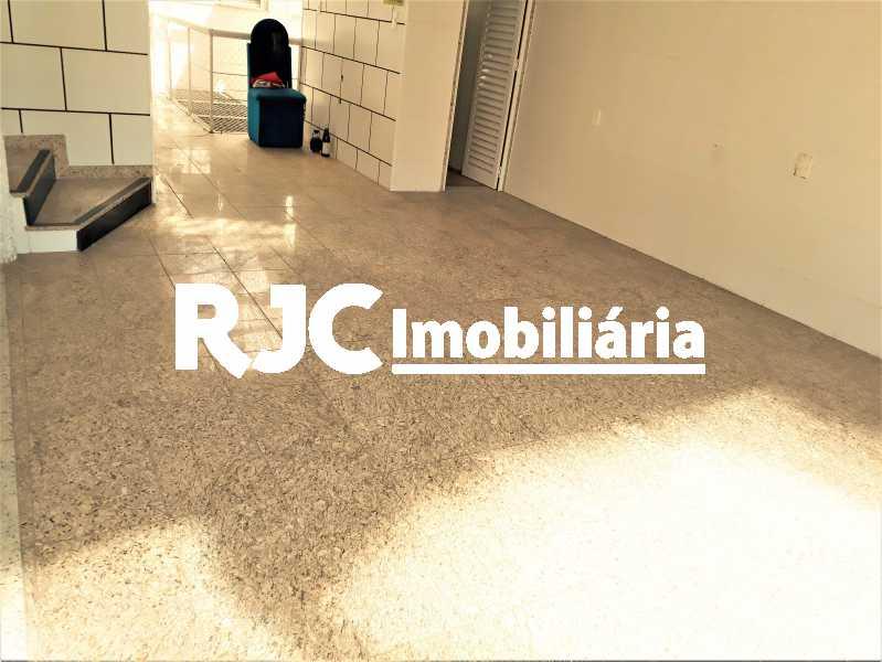 FOTO 14 - Casa de Vila 2 quartos à venda Tijuca, Rio de Janeiro - R$ 815.000 - MBCV20072 - 15
