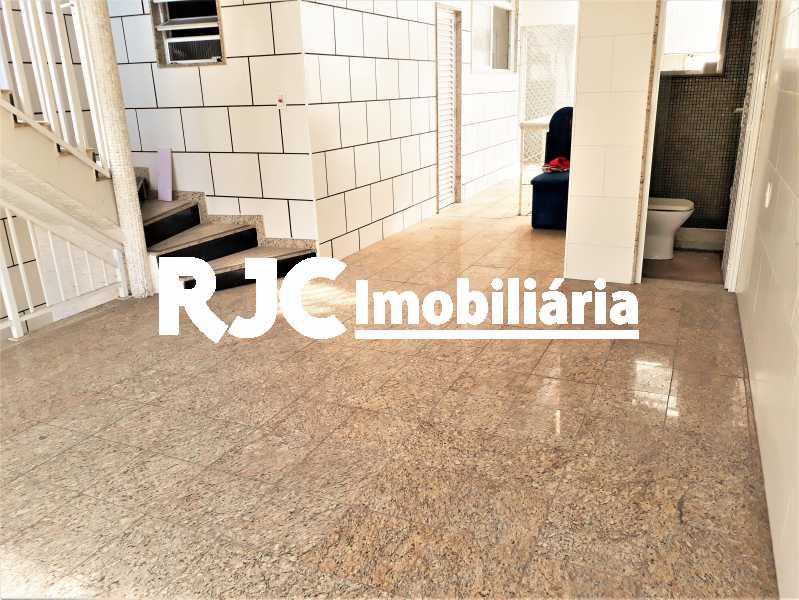 FOTO 15 - Casa de Vila 2 quartos à venda Tijuca, Rio de Janeiro - R$ 815.000 - MBCV20072 - 16