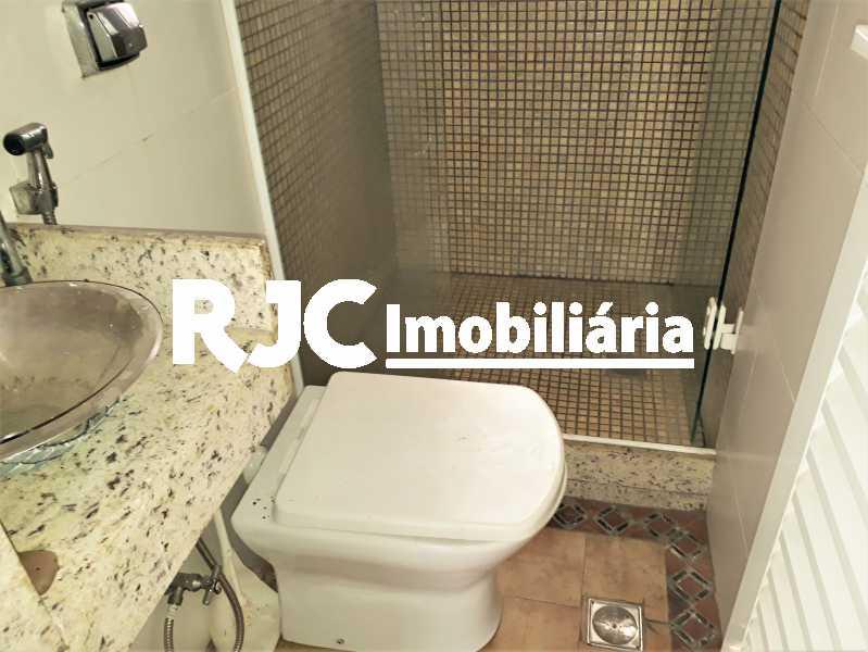 FOTO 16 - Casa de Vila 2 quartos à venda Tijuca, Rio de Janeiro - R$ 815.000 - MBCV20072 - 17
