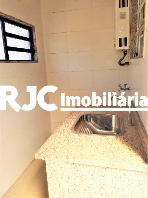FOTO 21 - Casa de Vila 2 quartos à venda Tijuca, Rio de Janeiro - R$ 815.000 - MBCV20072 - 22