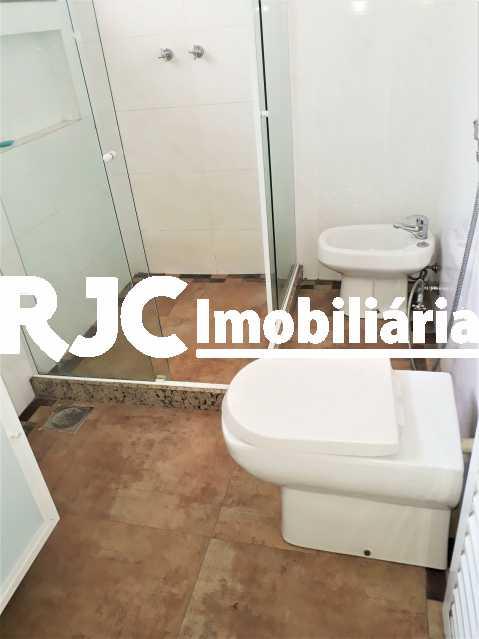 FOTO 23 - Casa de Vila 2 quartos à venda Tijuca, Rio de Janeiro - R$ 815.000 - MBCV20072 - 24