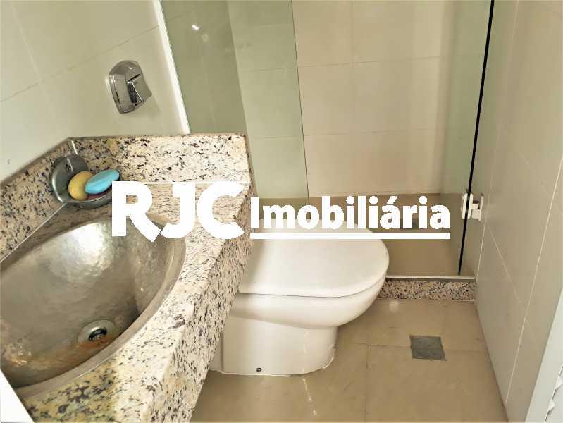 FOTO 25 - Casa de Vila 2 quartos à venda Tijuca, Rio de Janeiro - R$ 815.000 - MBCV20072 - 26