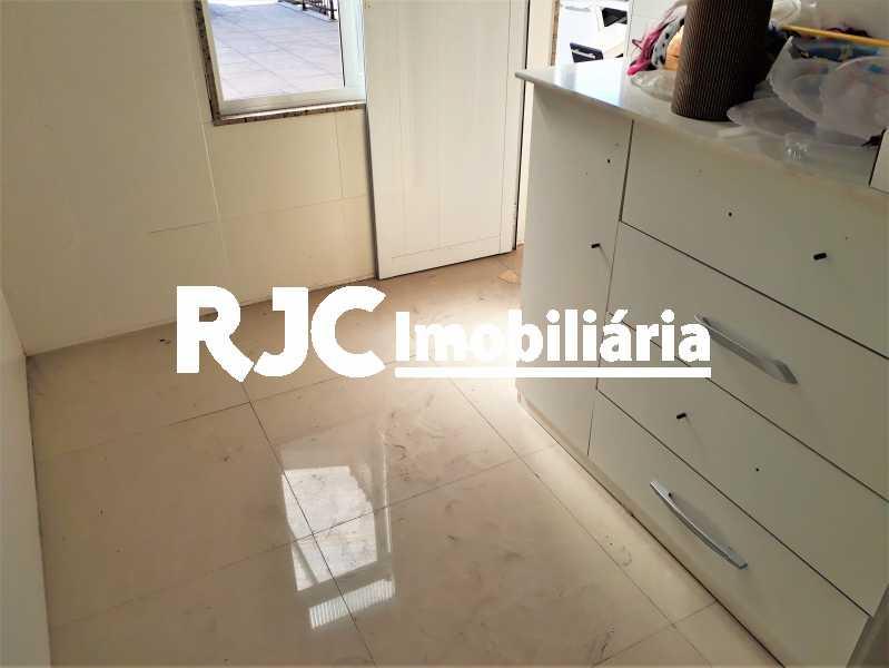 FOTO 26 - Casa de Vila 2 quartos à venda Tijuca, Rio de Janeiro - R$ 815.000 - MBCV20072 - 27
