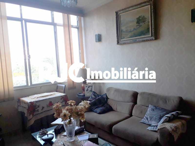 1 - Apartamento 3 quartos à venda Praça da Bandeira, Rio de Janeiro - R$ 320.000 - MBAP32682 - 1