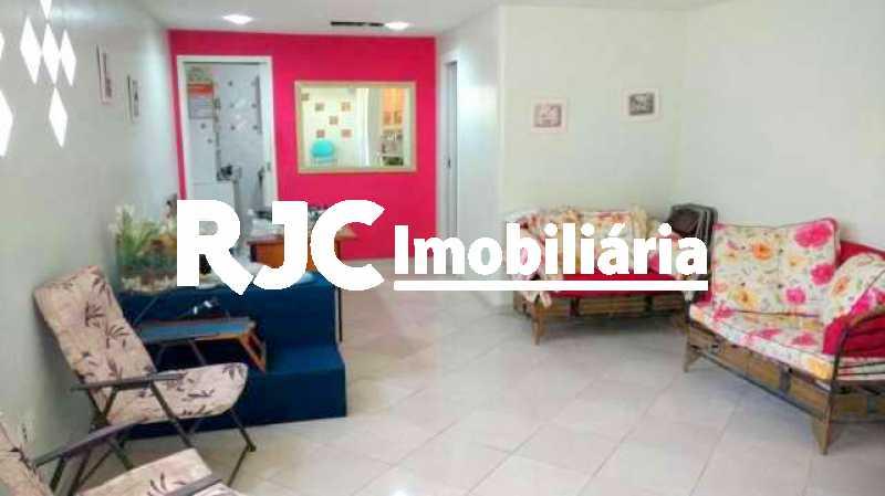 1 - Casa 3 quartos à venda São Cristóvão, Rio de Janeiro - R$ 499.900 - MBCA30175 - 1