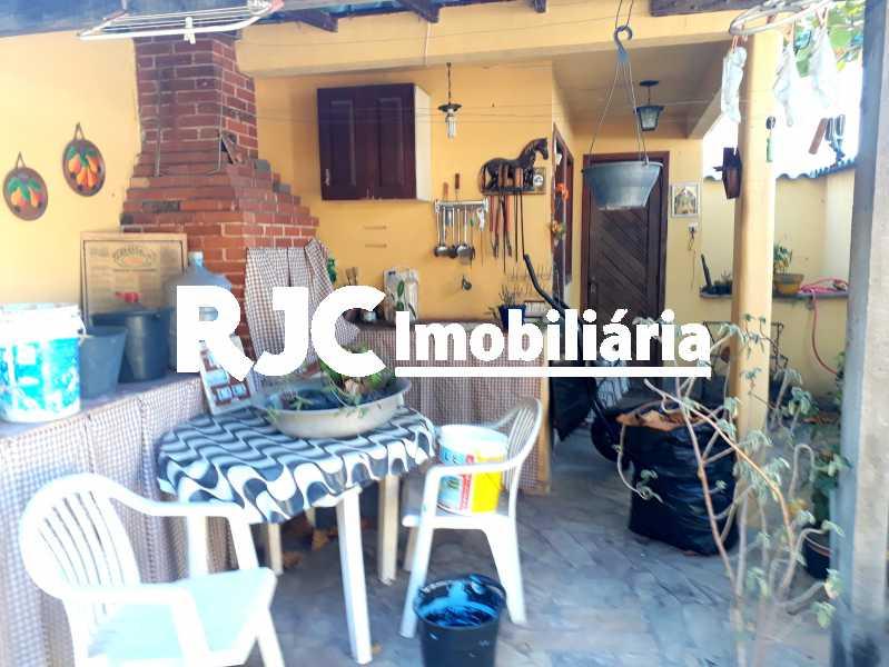 20 - Casa 3 quartos à venda São Cristóvão, Rio de Janeiro - R$ 499.900 - MBCA30175 - 21