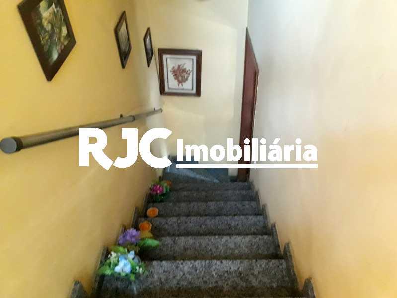 23 - Casa 3 quartos à venda São Cristóvão, Rio de Janeiro - R$ 499.900 - MBCA30175 - 24