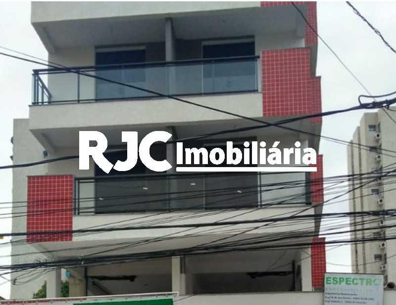 WhatsApp Image 2019-08-04 at 1 - Apartamento 2 quartos à venda Todos os Santos, Rio de Janeiro - R$ 346.950 - MBAP24290 - 1