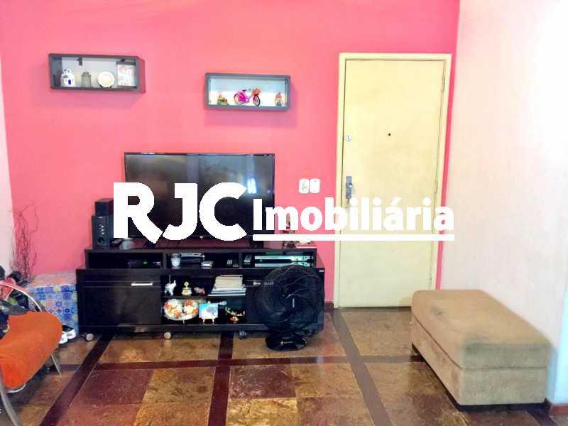 1 - Apartamento 1 quarto à venda Vila Isabel, Rio de Janeiro - R$ 300.000 - MBAP10786 - 1