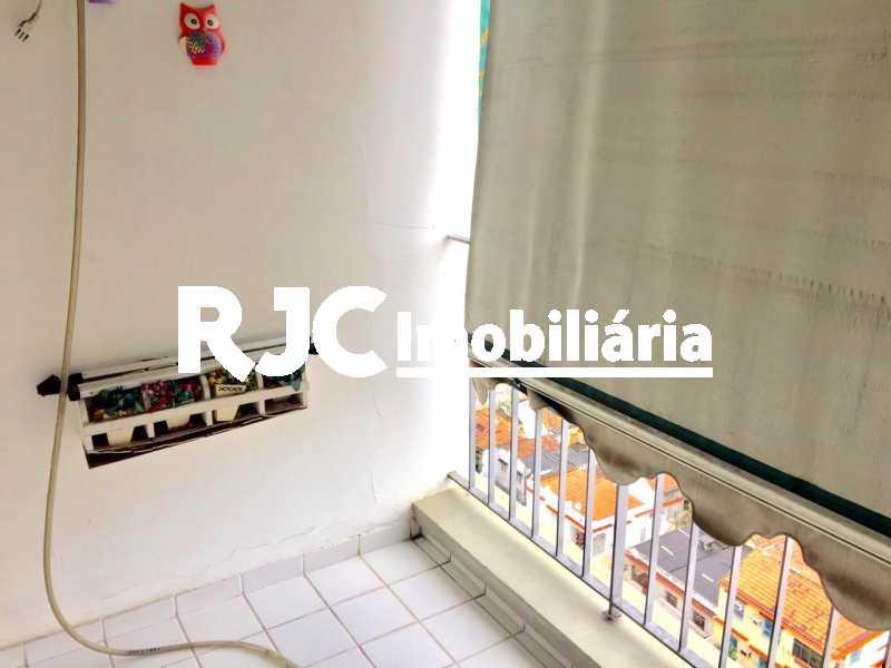 15 - Apartamento 1 quarto à venda Vila Isabel, Rio de Janeiro - R$ 300.000 - MBAP10786 - 16