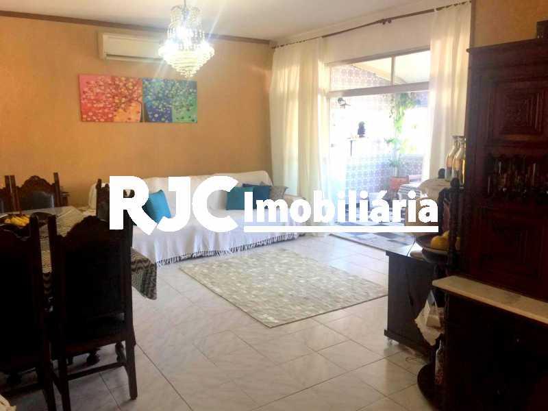 1 - Apartamento 2 quartos à venda Praça da Bandeira, Rio de Janeiro - R$ 379.000 - MBAP24299 - 1