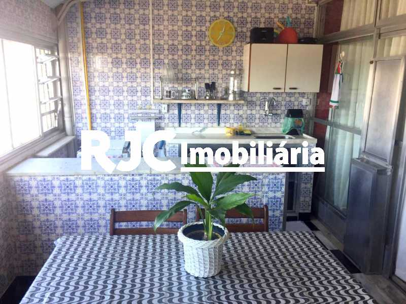10 - Apartamento 2 quartos à venda Praça da Bandeira, Rio de Janeiro - R$ 379.000 - MBAP24299 - 11