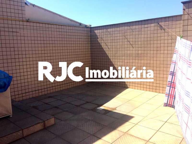 24 - Apartamento 2 quartos à venda Praça da Bandeira, Rio de Janeiro - R$ 379.000 - MBAP24299 - 25