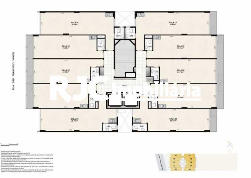 IMG-20191104-WA0036 - Sala Comercial 29m² à venda Tijuca, Rio de Janeiro - R$ 320.000 - MBSL00239 - 3