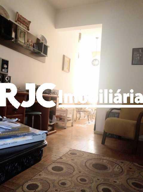 1 - Apartamento 1 quarto à venda Vila Isabel, Rio de Janeiro - R$ 230.000 - MBAP10790 - 1