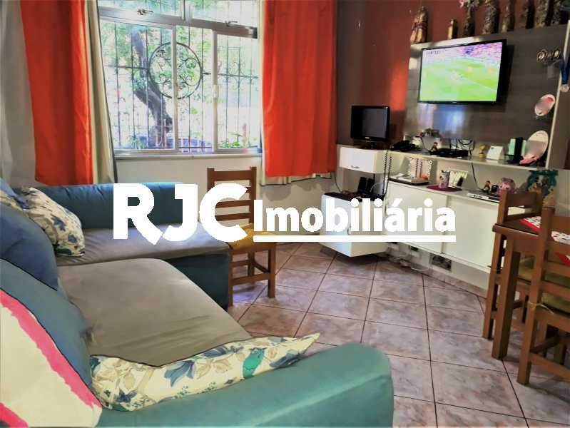 FOTO 1 - Apartamento 2 quartos à venda Rio Comprido, Rio de Janeiro - R$ 320.000 - MBAP24322 - 1