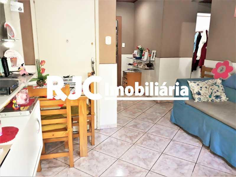 FOTO 4 - Apartamento 2 quartos à venda Rio Comprido, Rio de Janeiro - R$ 320.000 - MBAP24322 - 5