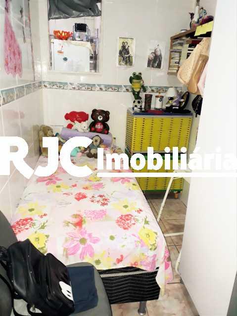 FOTO 11 - Apartamento 2 quartos à venda Rio Comprido, Rio de Janeiro - R$ 320.000 - MBAP24322 - 12