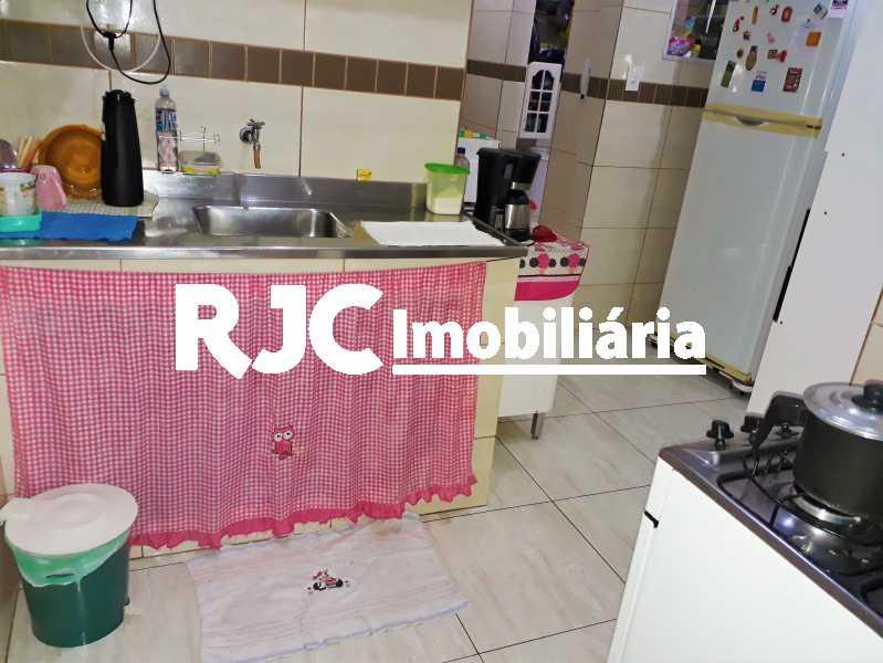 FOTO 15 - Apartamento 2 quartos à venda Rio Comprido, Rio de Janeiro - R$ 320.000 - MBAP24322 - 16