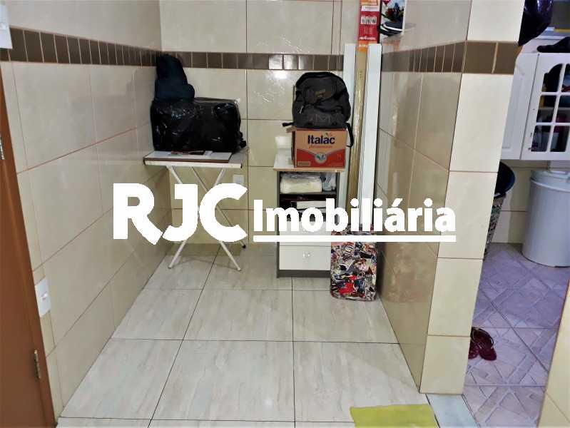 FOTO 17 - Apartamento 2 quartos à venda Rio Comprido, Rio de Janeiro - R$ 320.000 - MBAP24322 - 18