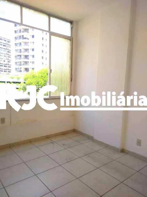2 - Apartamento 1 quarto à venda Praça da Bandeira, Rio de Janeiro - R$ 250.000 - MBAP10791 - 3