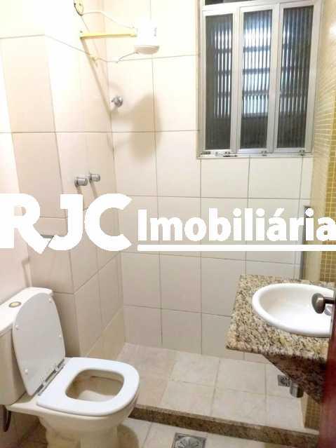 12 - Apartamento 1 quarto à venda Praça da Bandeira, Rio de Janeiro - R$ 250.000 - MBAP10791 - 13