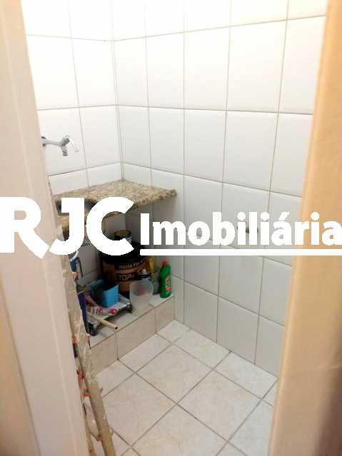 13 - Apartamento 1 quarto à venda Praça da Bandeira, Rio de Janeiro - R$ 250.000 - MBAP10791 - 14