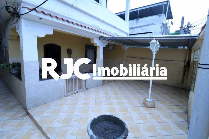 1 - Casa 3 quartos à venda Irajá, Rio de Janeiro - R$ 550.000 - MBCA30179 - 1