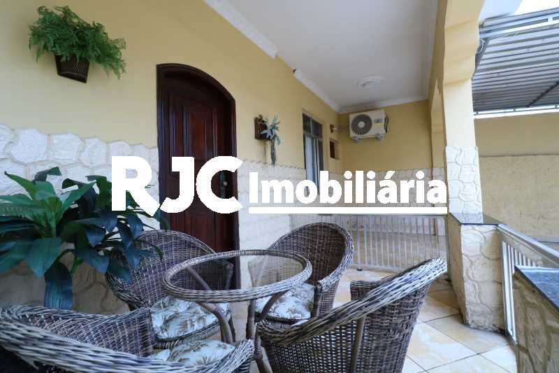 3 - Casa 3 quartos à venda Irajá, Rio de Janeiro - R$ 550.000 - MBCA30179 - 4