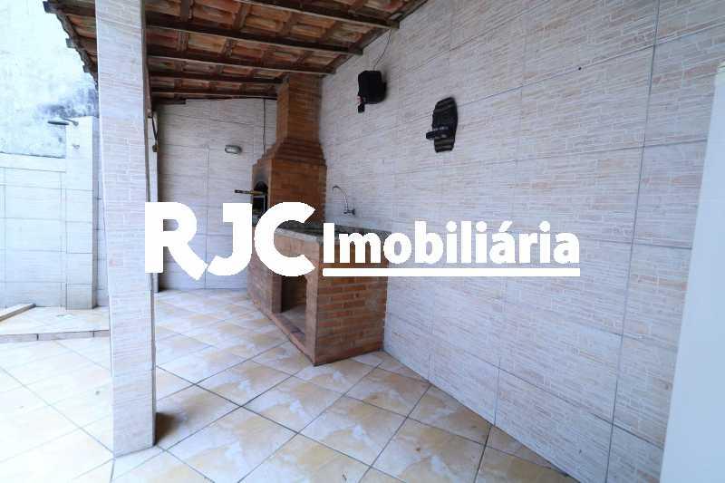 24 - Casa 3 quartos à venda Irajá, Rio de Janeiro - R$ 550.000 - MBCA30179 - 25
