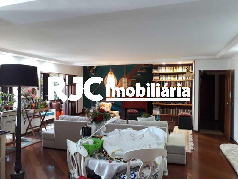 2.1 Copy - Apartamento 4 quartos à venda Santa Teresa, Rio de Janeiro - R$ 630.000 - MBAP40411 - 3