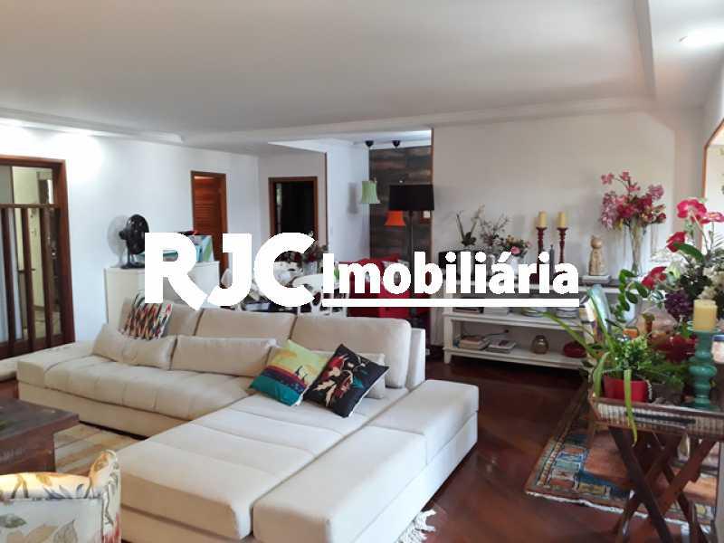 3 Copy - Apartamento 4 quartos à venda Santa Teresa, Rio de Janeiro - R$ 630.000 - MBAP40411 - 4