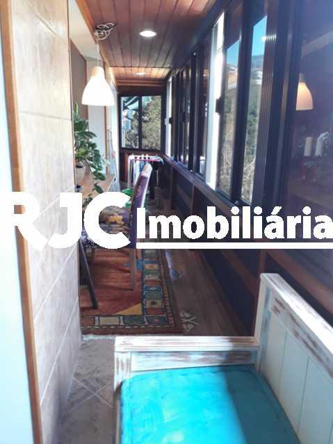 4.1 Copy - Apartamento 4 quartos à venda Santa Teresa, Rio de Janeiro - R$ 630.000 - MBAP40411 - 5
