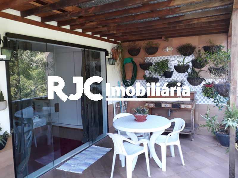 5 Copy - Apartamento 4 quartos à venda Santa Teresa, Rio de Janeiro - R$ 630.000 - MBAP40411 - 6