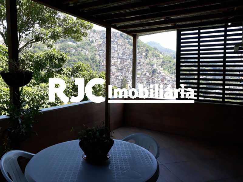 6 Copy - Apartamento 4 quartos à venda Santa Teresa, Rio de Janeiro - R$ 630.000 - MBAP40411 - 7