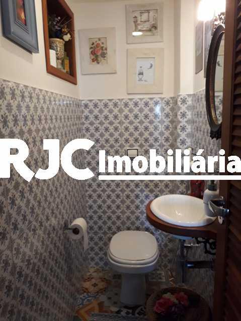 7.3 Copy - Apartamento 4 quartos à venda Santa Teresa, Rio de Janeiro - R$ 630.000 - MBAP40411 - 10