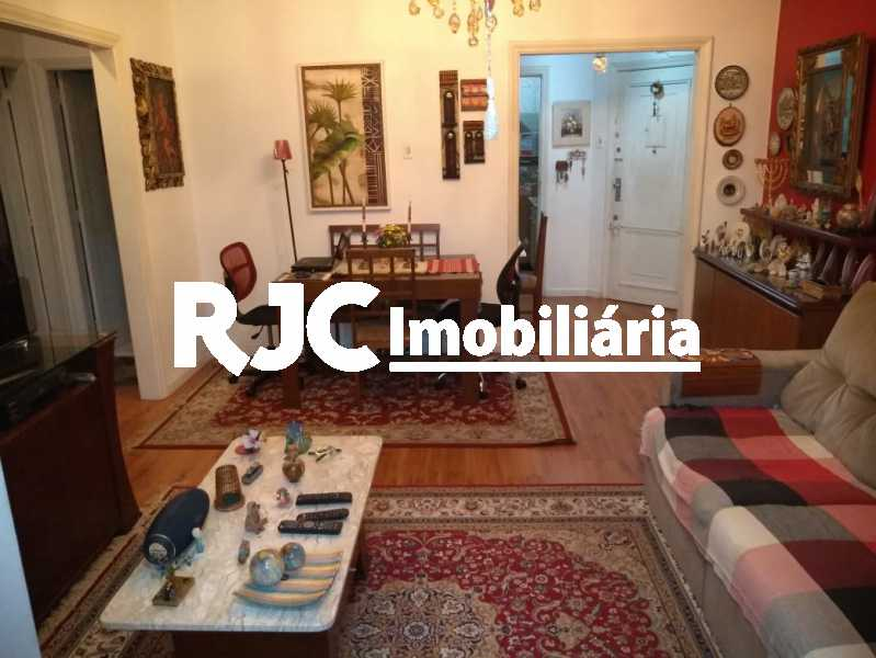 1. - Apartamento 2 quartos à venda Rio Comprido, Rio de Janeiro - R$ 240.000 - MBAP24378 - 1