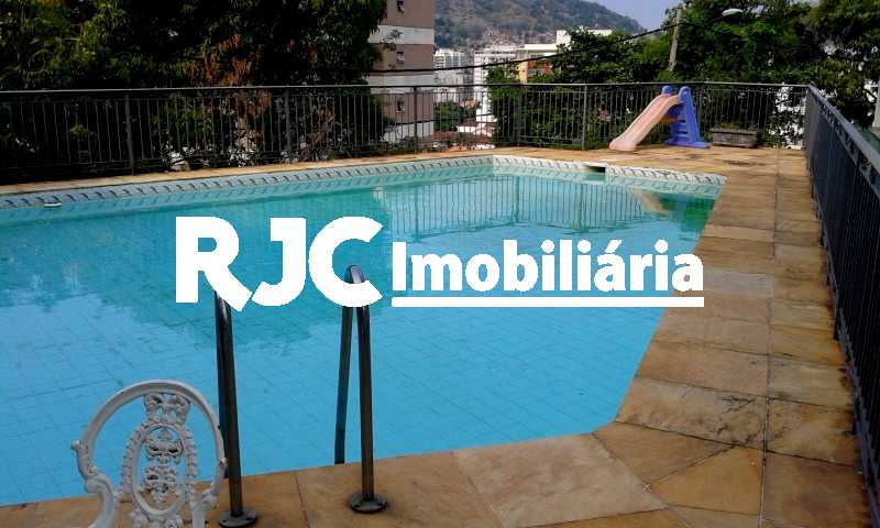 1 - Casa 5 quartos à venda Grajaú, Rio de Janeiro - R$ 1.299.000 - MBCA50076 - 1