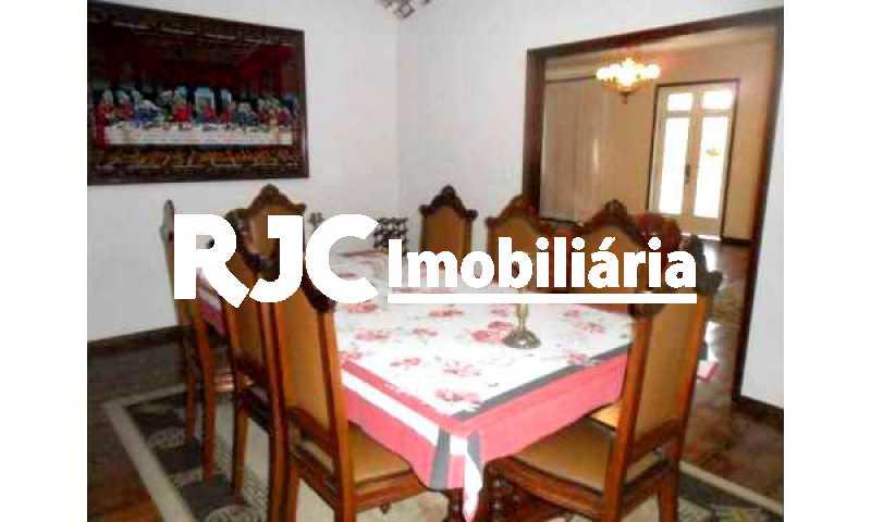 5 - Casa 5 quartos à venda Grajaú, Rio de Janeiro - R$ 1.299.000 - MBCA50076 - 6