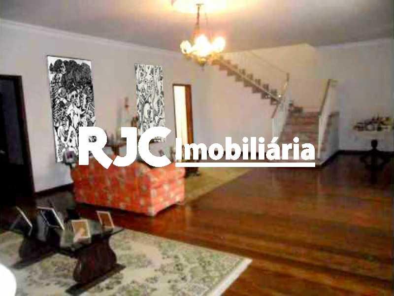 6 - Casa 5 quartos à venda Grajaú, Rio de Janeiro - R$ 1.299.000 - MBCA50076 - 7