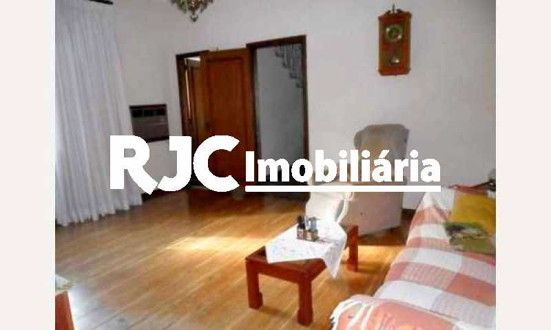 15 - Casa 5 quartos à venda Grajaú, Rio de Janeiro - R$ 1.299.000 - MBCA50076 - 16