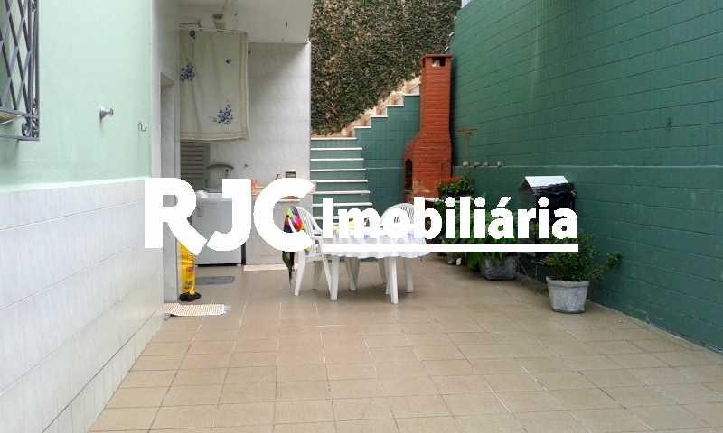 19 - Casa 5 quartos à venda Grajaú, Rio de Janeiro - R$ 1.299.000 - MBCA50076 - 20